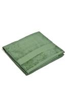 Sponge Towels Luxury 36 Colours Heaviness 500 gr MQ – Shower Towel 100 x 150, Sage