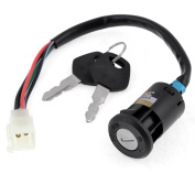 Key Switch Scooter ATV Moped Go Kart Electric Motorcycle Bike Lock for CG125