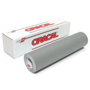 Oracal 631 Matte Vinyl Roll 60cm by 46m - Middle Grey