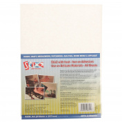 Stix2 with heat iron on adhesive Delicate materials 2 A4 sheets s57356