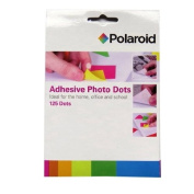 Double Sided Adhesive Photo Dots - Pack of 125 - Polaroid