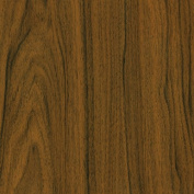 Medium Walnut Wood Effect Sticky Adhesive Vinyl Fablon - D-C-Fix - 67cm x 5m