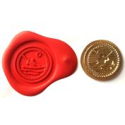 A Single CANOE Coin Seal XWSC037