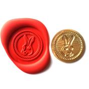 A Single HARES HEAD Coin Seal XWSC053
