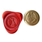 A Single ANGEL Coin Seal XWSC197