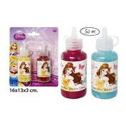 Disney – Glitter Glue,, – PRINCESS-, 2UDS.