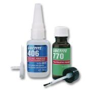 Loctite® Polyolefin Klebeset20/10g Loctite406/770