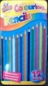 Artbox Colouring Pencils x 30cm Tin