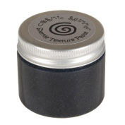 Cosmic Shimmer Sparkle Texture Paste, Midnight Black