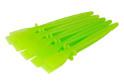 Proops 10 x Green Plastic PVA Glue Spreaders. (S7306) Free UK Postage