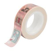 DealMux Decorative Self Adhesive Craft Washi Masking Tape Sticker 10m Long