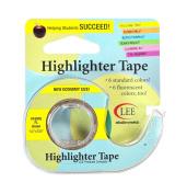 Removable Highlighter Tape 1.3cm x 20yds Fluorescent Green