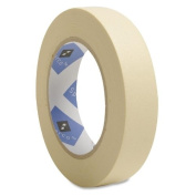 Sparco Products Economy Masking Tape, 7.6cm Core, 2.5cm x 60 Yds, Natural Kraft
