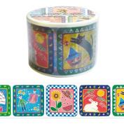 Calendar seasons Aimez le style Japanese Washi Tape 38 mm x 10 m extra wide tape