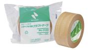 Nichiban craft tape recyclable kraft tape 50mm x 50M ocher 3185-50