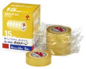 Nichiban Scotch tape Komaki es el pack 15mm x 20M 5 volumes case LP-15S