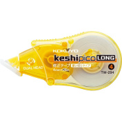 26m TW-294 Type Length Width 4mm yellow disposable Kokuyo correction tape poppy Pico Long
