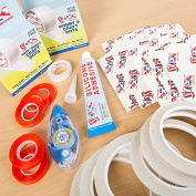 Stix2 Essential Adhesive Kit including Foam Pads and Adhesive Tape