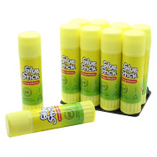 Glue Stick Strong Adhesive Washable All Purpose Office Kids Home-our number one! ideally for photos
