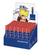 Staedtler noris club 10g glue stick x 30 sticks - for craft/children/class/school