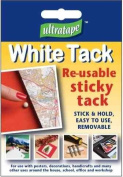 White Tack Re-usable Sticky Tack Stick & Fix 50g Pack 1