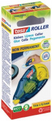 tesa UK Glue Roller Environmentally Friendly ecoLogo Non-Permanent, 14 m x 8.4 mm - 5 Rolls