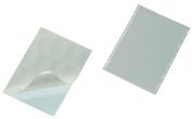 Durable A5 Pocketfix Filing Pocket - Transparent