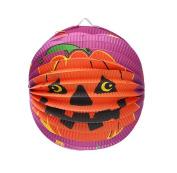 Smile YKK Halloween Decoration Hanging Paper Ball Lantern Party Prop Rose