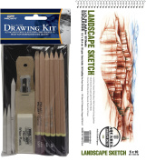 Pro Art 13cm by 25cm Sketch All In One Value Pack