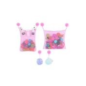CHIC*MALL Home Children's Bathroom Toys Storage Bag Multi-function Wash Bag