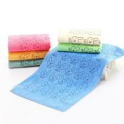 OUNONA Small Hand Towel Baby Kid Bathroom Hand Face Towels