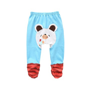 squarex Sunny Baby Girls Boys Kids Cartoon Animal Pants Trousers Outfits Clothes