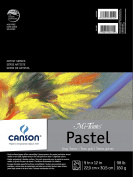Mi-Teintes Pastel Pad, Grey Tones, 23cm x 30cm Fold Over