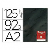 Grease-Proof Paper Diamant DIN A2 92 Gr Sheet
