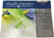 Pastel Premier Sanded Pastel Paper 9X12 Asst