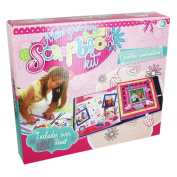 Make Your Own Scrapbook Kit