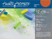 Pastel Premier Paper Terracotta 12X16 6/Sheet