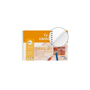 Guarro Canson A4 130 g Punched 20 Pages Notepad