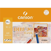 Guarro Canson A4 130 g 10 Pages Minipack