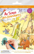 Children's 'At The Time Of The Dinosaurs – Screens + Sheet Decor