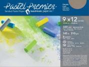 Pastel Premier Paper Med-Fine 9X12 8 Sheet Pk