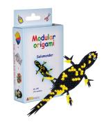 Modular Origami 179-Piece Small Salamander Paper Set, Multi-Colour