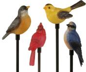 Moonrays Bird Stake Light Lawn Ornament Display