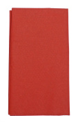 CI 17 GSM 48-Piece 50 x 76 cm Super Value Tissue Packs, Red