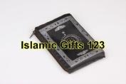 islamic prayer mat prayer mats prayer mats for muslims Travel Pocket Prayer Rug Mat Qibla Finder Compass Kaaba