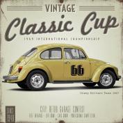 Eurographics EC-BA1123 Eco Chic, Classic Cup, 30 x 30 cm
