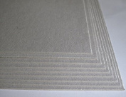 12 x A3 Greyboard Craft Card 1500mic 1.5mm