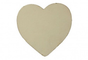 Blank Heart Shape MDF Coaster for Heat Press Sublimation 102195