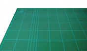 DAFA A4 Self Healing Sealing Cutting Mat 3mm Thick. Printed Markings and Non Slip. (C6014) Free UK Postage