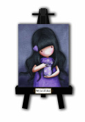 Santoro Gorjuss Canvas and Easel - We Can All Shine